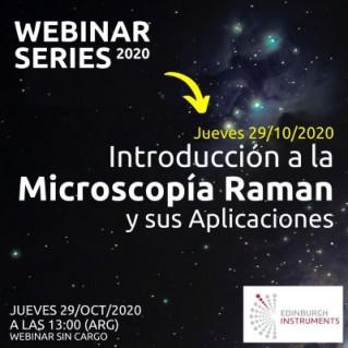 Webinar: Raman Microscopy